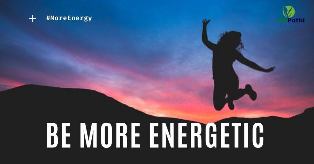 More Energetic Header Image