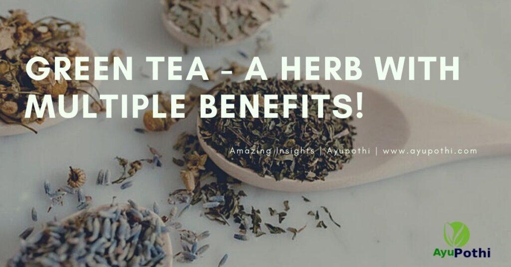 Green Tea Blog Feature Image